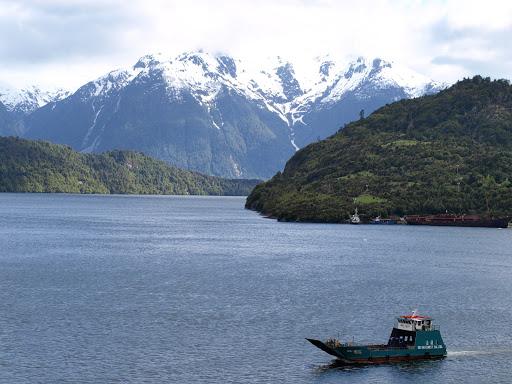 Chilean Fjords
