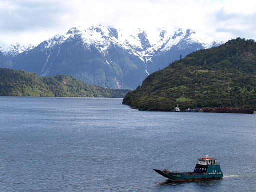 Chilean Fjords