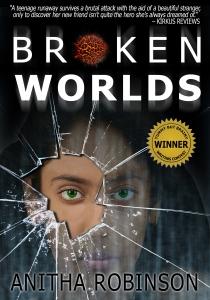 Anitha Robinson Broken Worlds
